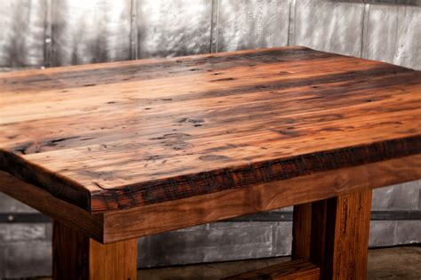 Cypress Table  Traditional  Dining Tables  Kansas City