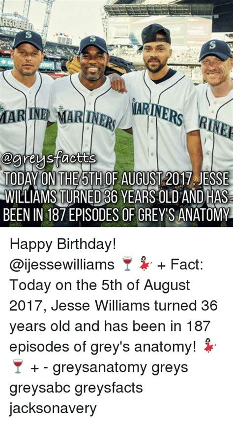 Jesse Williams Memes - greys anatomy happy birthday meme anatomy best of the funny meme