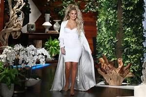 Khloé Kardashian dá primeira entrevista grávida