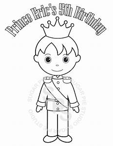 Prince Coloring : Kids Coloring - europe-travel-guides.com