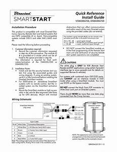Directed Electronics Smart Start Install Guide