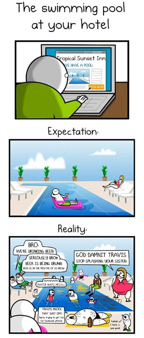 Funny Quotes About Swimming Pools Quotesgram