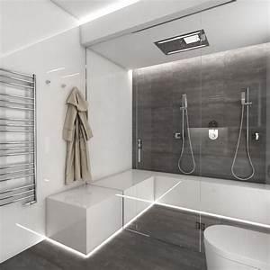 Toilette Ohne Fenster : modernes badezimmer minimal perfecto design ~ Sanjose-hotels-ca.com Haus und Dekorationen