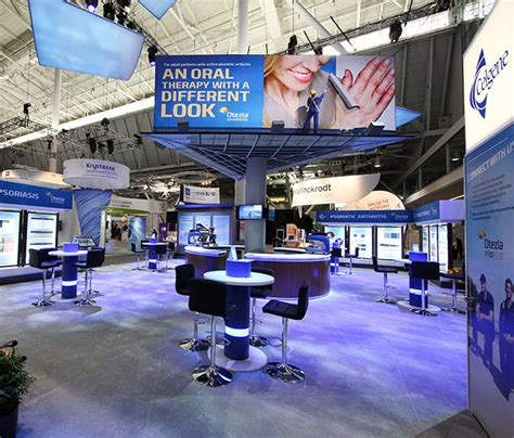 Celgene : Custom Exhibits