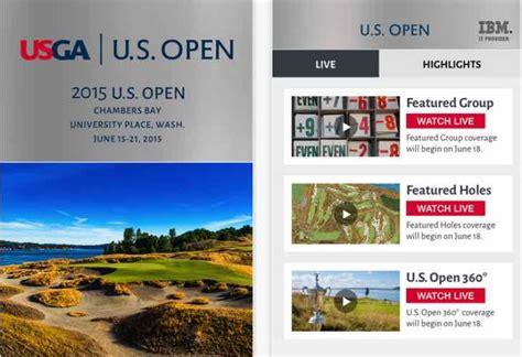 open golf  schedule leaderboard  iphone