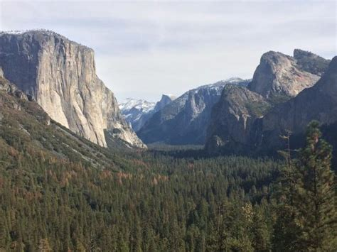 Tunnel View  Picture Of Yosemite Valley Floor Tour