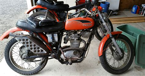 Vintage Motorcycle Restoration Sales Parts Service, Ma Ri
