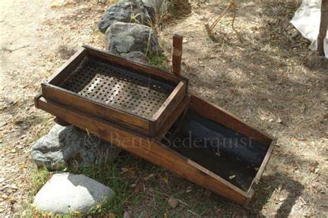 Early Gold Mining Methods