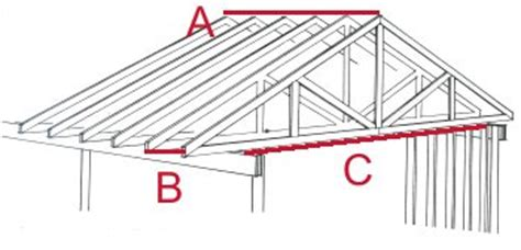 gable roof truss calculator  rafters  trusses