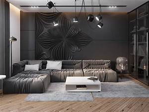 The, Best, Wall, Texture, Designs, For, Living, Room