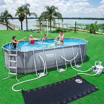 bestway pool oval pools chemicals costco
