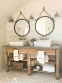 light bathroom ideas 34 rustic bathroom vanities and cabinets for a cozy touch digsdigs
