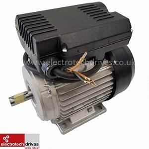 2 2kw Compressor Electric Motor 3hp 2750rpm 240v 19mm
