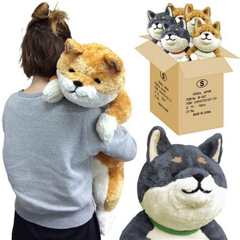 buy japan anime shiba inu plush dog toy