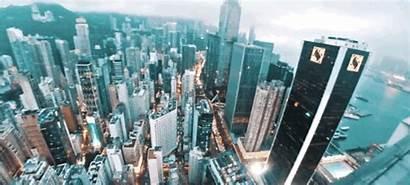 Kong Hong Buildings Climbers Gifs Tallest Climbing
