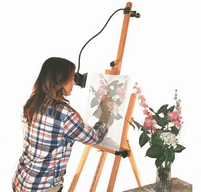 Lucy Tool Drawing Camera Lucida Flexible Lucid