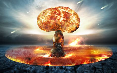 Nuclear Bomb Wallpapers ·①