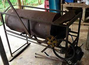 Wanted  Grain Roaster Or Plans