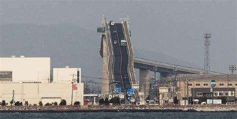bridge  japan     rollercoaster