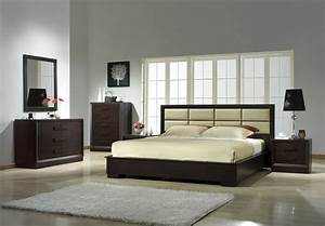Elegant leather designer bedroom furniture sets columbus for Boston bedroom furniture set