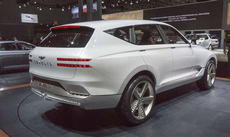 2017 New York Auto Show Suvs Galore Autonxt