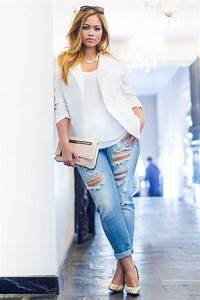 Plus Size Jeans For Women 5 best outfits - plussize-outfits.com