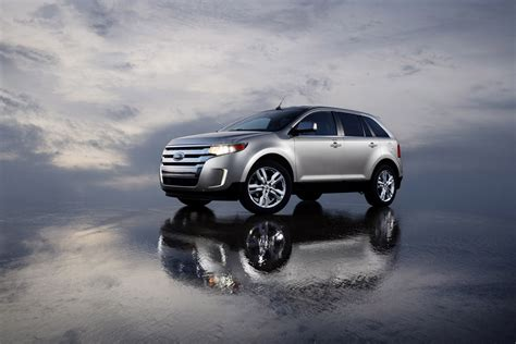 Ford Edge Sport Road Reality