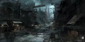Steambot Studios talks 'Thief' concept art | Concept Art World