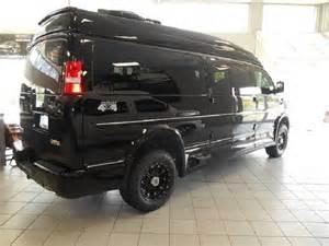4x4 Conversion Vans Sale