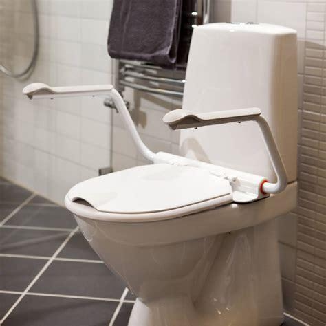 siege de toilette etac appui bras pour siege de toilette hi loo e m s o