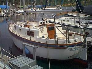 Vancouver 25 Sailboat For Sale