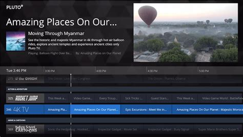 Pluto tv is a free online television service broadcasting 100+ channels full of tv shows, movies and internet videos. Pluto TV and Littlstar: Two Uniquely Entertaining Free Apple TV Apps