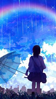 Rainbow Anime Wallpapers - Wallpaper Cave