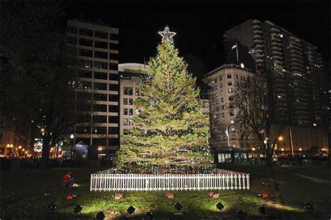boston common tree lighting ceremony boston