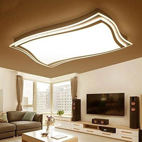led wohnzimmer deckenleuchte led deckenleuchte wohnzimmer yf einfache moderne led