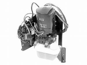Mercury Marine 35 Hp  2 Cylinder  Power Trim Components Parts