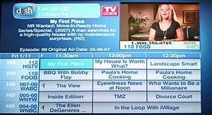 Dish Network Vip722