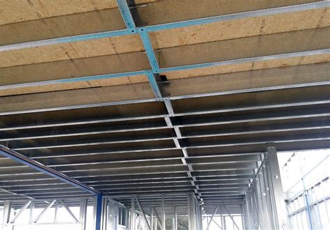 ceiling joist span nz steel framing trusses wall frames joists battens