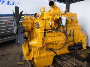 caterpillar 3406b ta selbor diesel marine motors inc