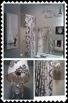 woodland forest tree shower curtains and bathrooms decor