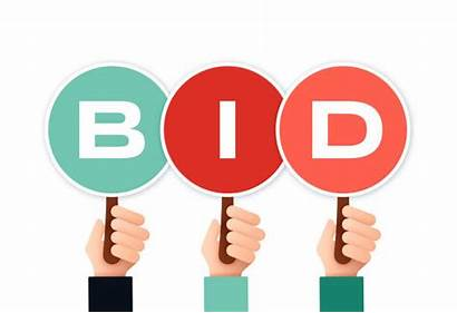 Auction Bid Clip Bidders Vector Customer Segmentation