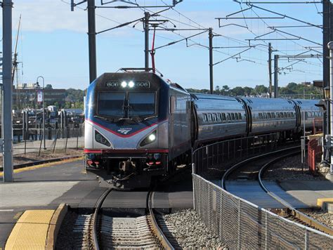 List Of Amtrak Rolling Stock