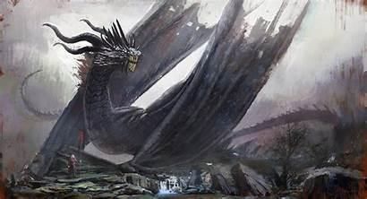 Thrones Dragon Targaryen Fantasy Artwork Desktop Background