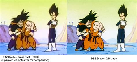 "Dragon ball z kai dvd vs blu ray. Dragon Ball Z ""Seasons"" On Blu-ray: News & Discussion ..."