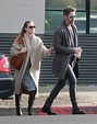 AMY ADAMS and Darren Le Gallo Out shopping in Beverly ...