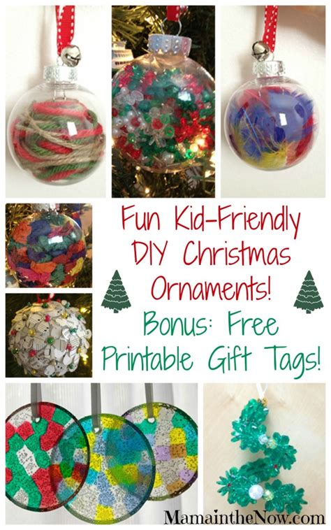 kid friendly christmas decorations easy kid friendly diy ornaments