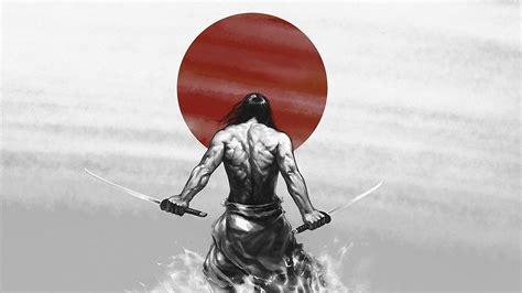 samurai  wallpaper hd  wallpapersafari