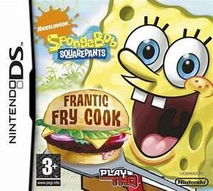 SpongeBob vs The Big One: Beach Party Cook-Off Box Shot ...