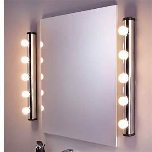 miroir de salle de bains avec eclairage wasuk With eclairage miroir salle de bain sans fil