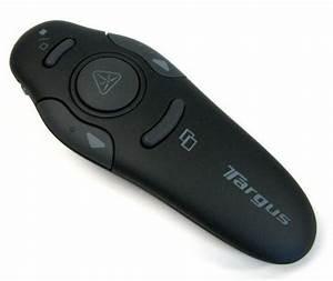 Smallest presentation remote
